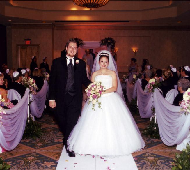 Just Married   Bright Autumn Sun   siren.org