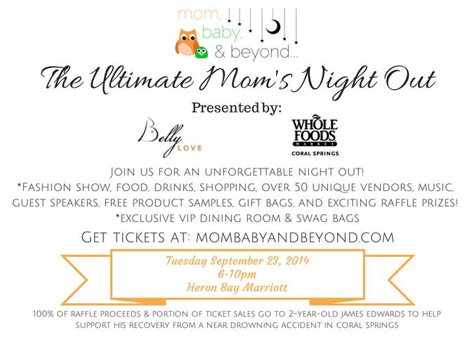 Ultimate Mom's Night Out by Mom, Baby and Beyond